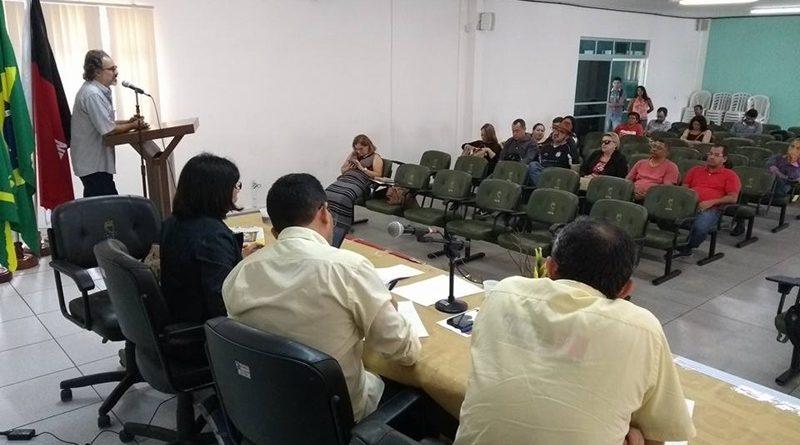 Professores da UEPB decidem como vão participar do Dia Nacional de Lutas