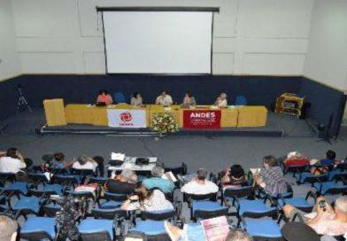 XV Encontro das Iees/Imes reúne docentes de 25 seções sindicais