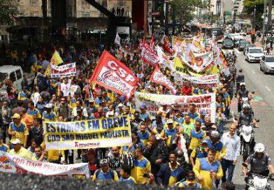 Professores da UEPB apoiam greve dos funcionários dos Correios
