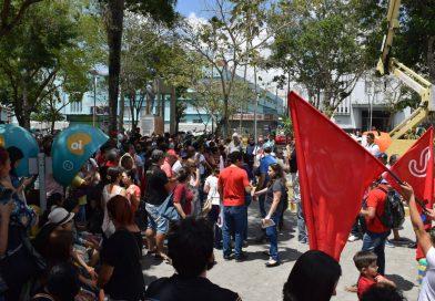 Contrariando Centrais, sindicatos e movimentos sociais vão às ruas contra reforma da previdência