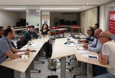 Comissão do ANDES-SN contra perseguições a docentes é instalada em Brasília