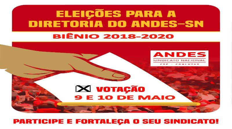 Comissão Eleitoral Central divulga resultado final da eleição para diretoria do ANDES-SN