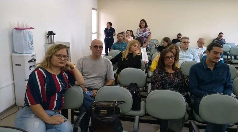 Diretores de Centro e ADUEPB cobram discussão sobre as resoluções 0667/2018 e 0668/2018 no Consuni