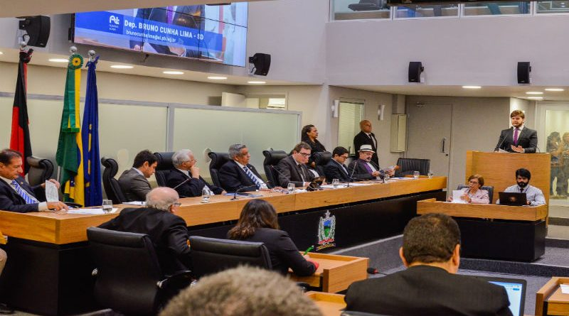 ADUEPB e comunidade universitária discutirão orçamento da UEPB para 2019 com Comissão da Assembleia Legislativa