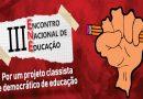 Etapa estadual do III ENE começa dia 15 de fevereiro na Paraíba