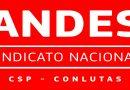 Nota da Diretoria ANDES-SN em solidariedade ao professor Pedro Mara