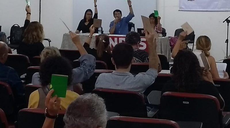 Professores da UEPB aprovam adesão à Greve Geral de sexta-feira e caravana para LDO 2020
