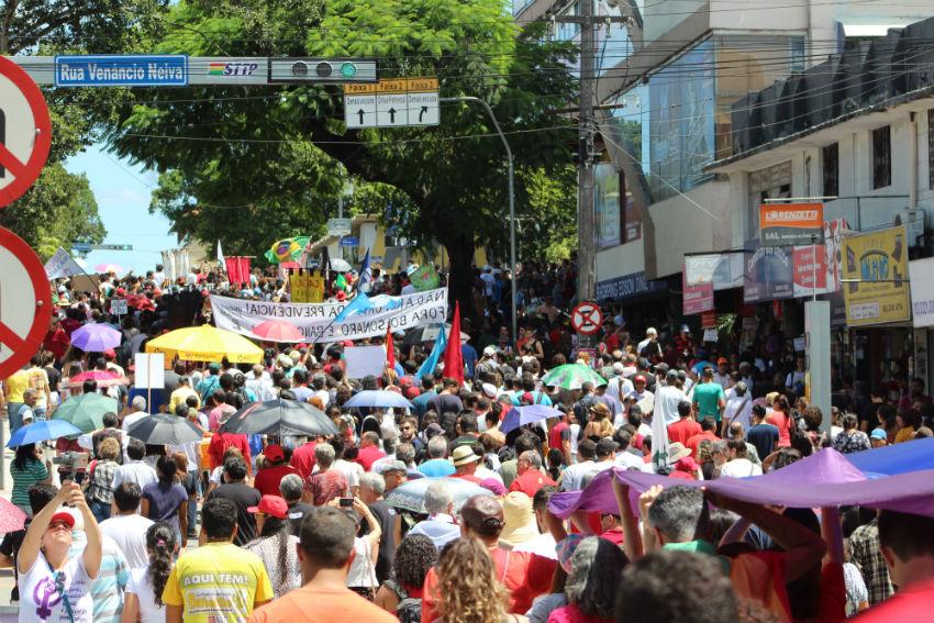 Centrais sindicais reunidas em São Paulo apoiam a Greve Nacional da Educação