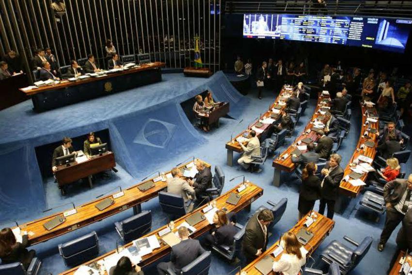 Senado aprova PEC paralela da Previdência e texto segue para Câmara