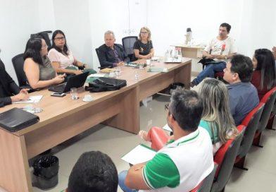 Fórum de servidores faz reunião para organizar diálogo com poderes sobre proposta de reforma da previdência estadual