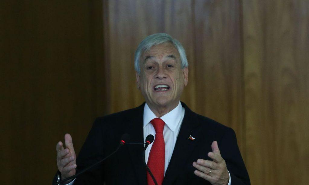 Presidente chileno sanciona lei que autoriza saque aos fundos de pensão