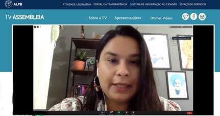 ADUEPB participa de audiência sobre consequências da pandemia e cobra estado forte com investimentos em direitos essenciais