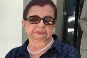 Nota de Pesar pelo falecimento da Professora Emília Pereira de Melo