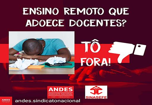 Pesquisa com professores da Universidade Federal de Santa Catarina aponta 67% dos ouvidos com dificuldades no trabalho remoto