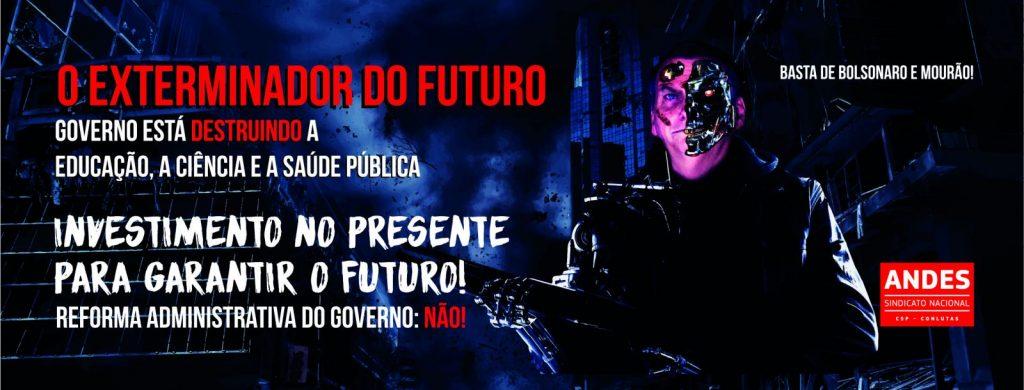 Empresas de publicidade se recusam a instalar outdoors contra políticas de Bolsonaro