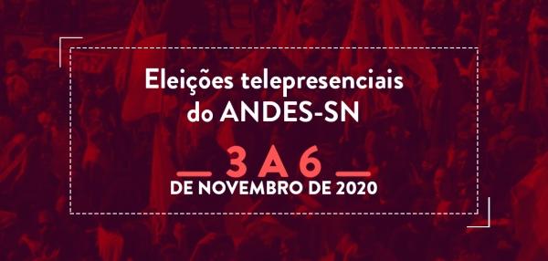 ADUEPB define Comissão Eleitoral Local para eleição do ANDES-SN biênio 2020/2022