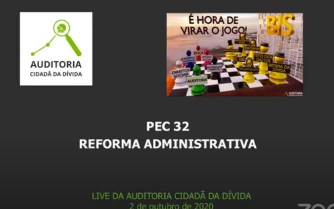 O que está por trás da reforma Administrativa?
