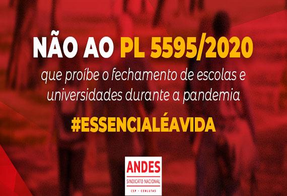 Após pressão, Senado adia votação de PL que obriga retorno às aulas presenciais