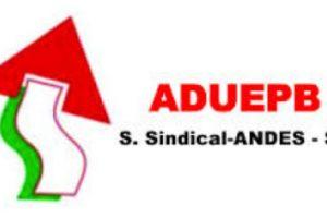 Eleição da nova diretoria da ADUEPB 2021-2023 será telepresencial nos dias 30/11 e 1º/12.